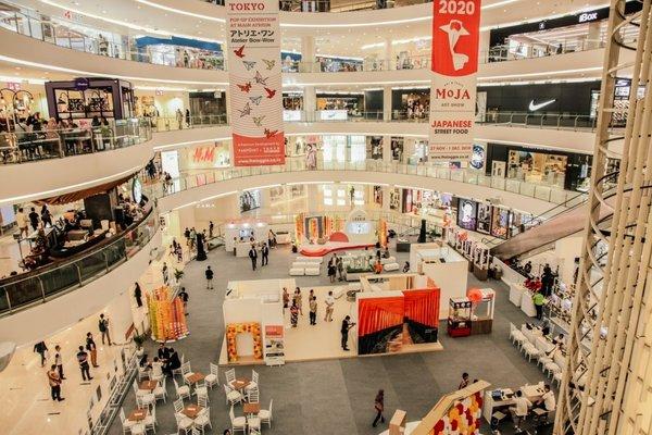 "The Loggia presents ""TOKYO Art of Living 2020"" at Main Atrium, Senayan City, from 27 November to 1 December 2019."