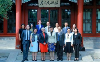 The University of Manchester and Tsinghua University Launch Dual Degree PhD Programme