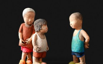 "Toriizaka Art Presents ""Paper & Glue"" by Renowned Vietnamese Artist Dinh Cong Dat"