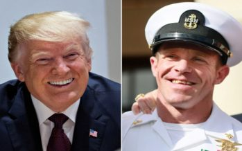 Trump ordered Pentagon to let convicted Navy SEAL keep elite status