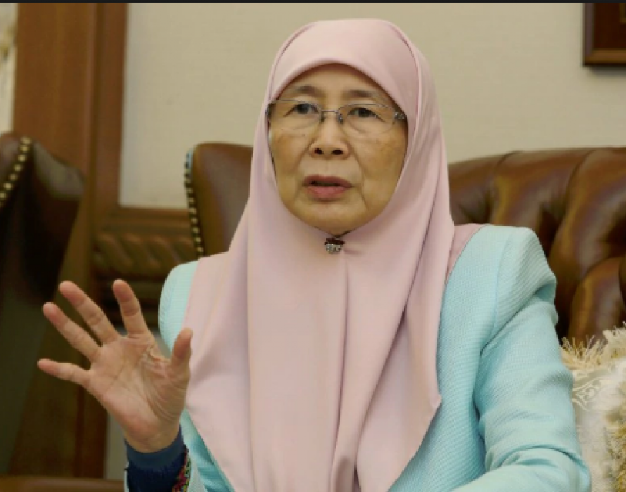 Wan Azizah: Don't let racial issues fester and become cancerous