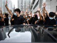 China: Hong Kong courts have no power to rule on face mask ban