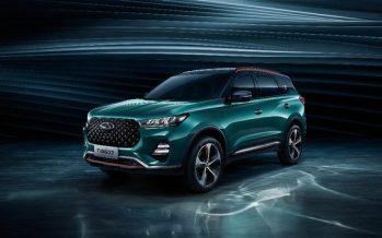 Xinhua Silk Road: Chery's New Concept SUV Tiggo 7 Debuts at Guangzhou Int'l Automobile Exhibition