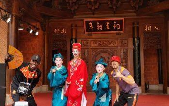 Xinhua Silk Road: FISU football players experience Chinese Minnan culture in Jinjiang