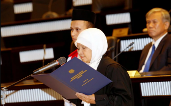Former top judge appointed Prasarana chairman