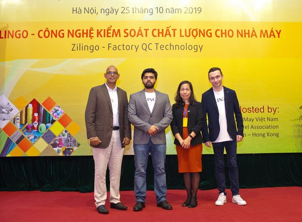 Zilingo connects with Vietnam Textile & Apparel Association (VITAS) to bring digitisation to Vietnamese factories