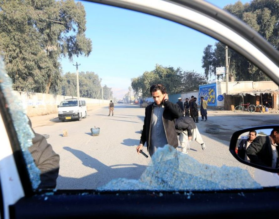 Six dead in Afghanistan after gun attack on Japanese NGO vehicle