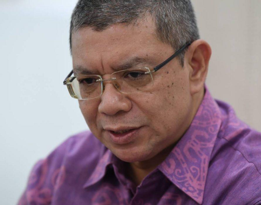 COVID: Saifuddin shares critical personal moments