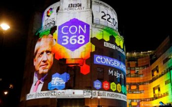 No posters or street campaigns, UK goes for landmark election