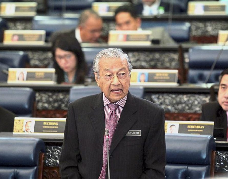 Dr M: Police wants Sosma but govt will review it