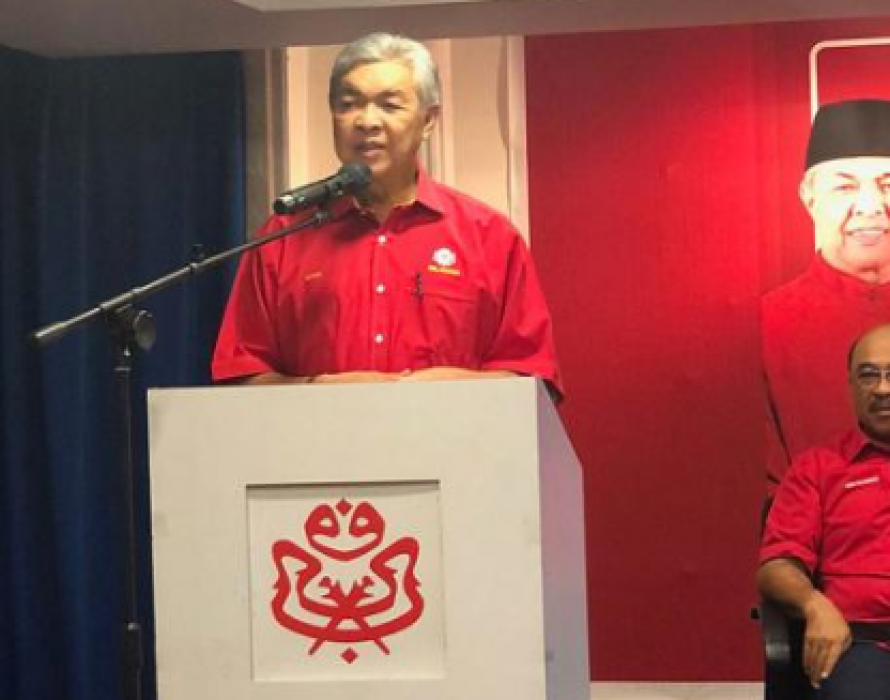Not easy to revive Umno, Enemies attack from all directions – Ahmad Zahid