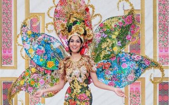 Malaysia wins the Miss Universe 2019 Best National Costume