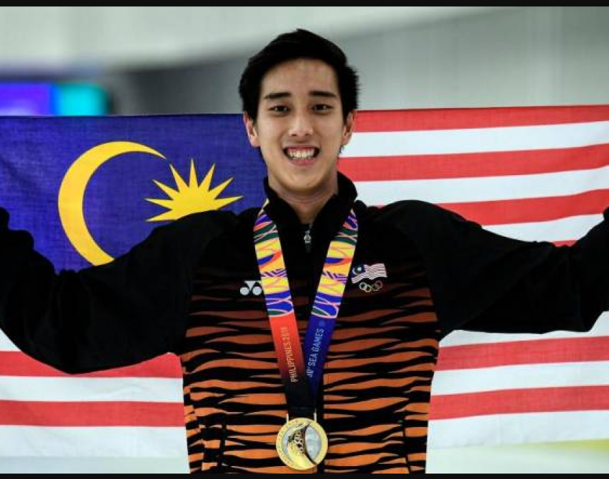 SEA Games: Malaysia sweeps four gold on opening day
