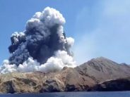 New Zealand volcano death toll rises to eight and will continue to climb