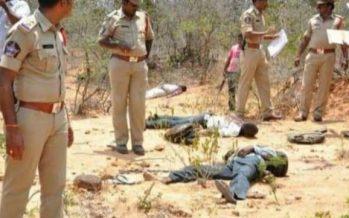 All 4 accused in rape, murder of Hyderabad Vet shot dead in encounter