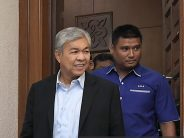 Zahid received RM1m as political funds from Profound Radiance Sdn Bhd