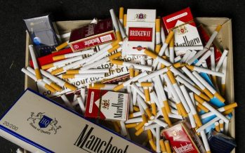 Smuggled cigarettes: big blow to curbing smoking habit
