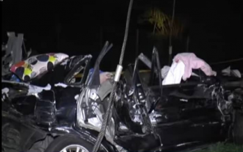 Mother, eight month old baby killed in accident on NSE