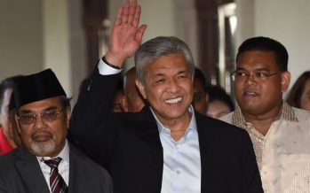 My case not dropped, just postponed for today, says Zahid Hamidi