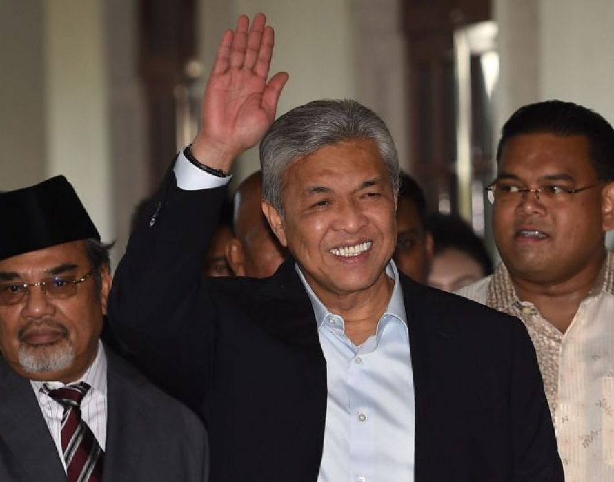 Yayasan Akalbudi: Stamps used on cheques used to pay for Zahid's credit cards