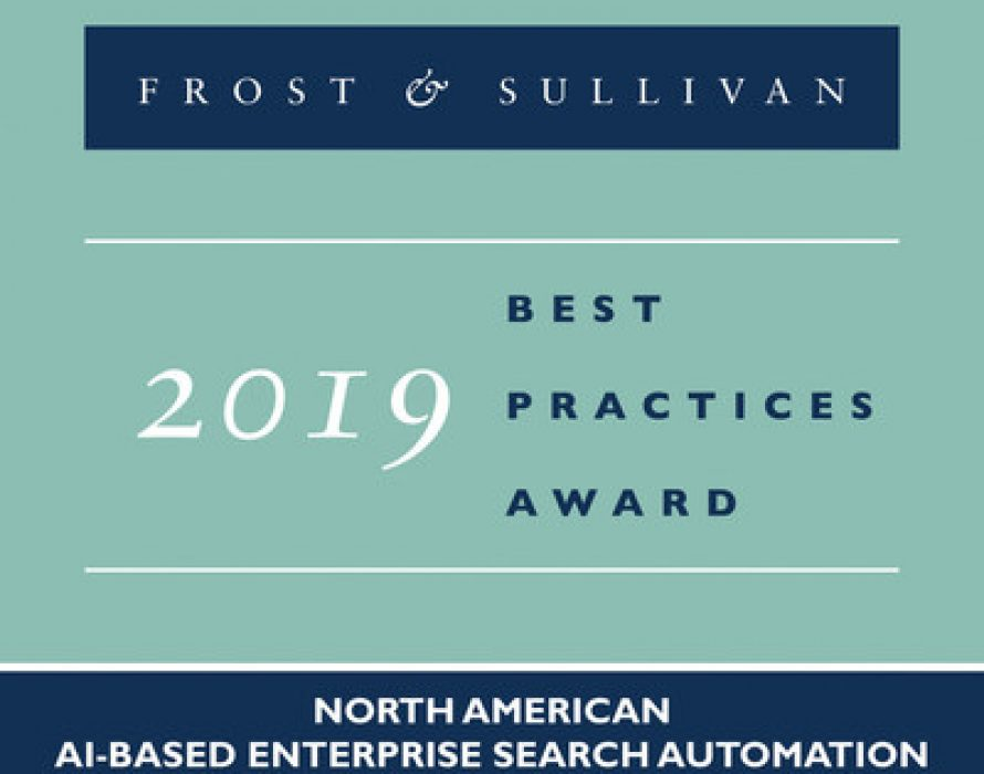AlphaSense Applauded by Frost & Sullivan for its AI-powered Search Platform that Helps Users Find Critical Information from Fragmented Data