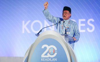 Anwar confident no split in PKR