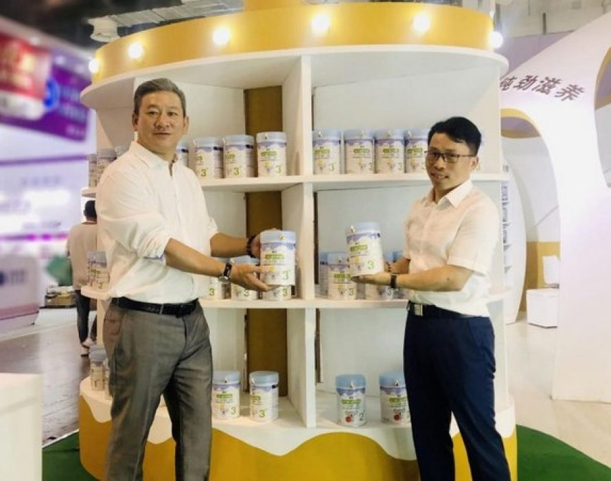 Australian Milk Powder Brand Oz Farm to Enhance Chinese Presence in 2020