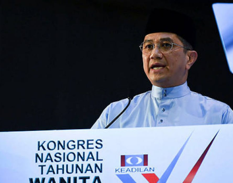Azmin: I don't want to lead a party with members and leaders of lacklustre quality
