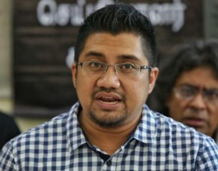 CheguBard: Don't drag me into Anwar's sex scandals!