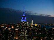 Landmarks Across the Globe Shine for Human Rights