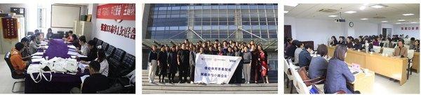 Field work conducted at the Women's Federation of Zhangjiakou