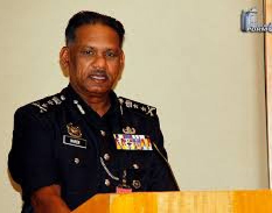 CPO: Crimes decrease in Penang