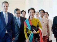 Rohingya pray for justice on eve of Myanmar genocide hearings