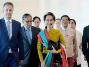 Suu Kyi to appear at ICJ as Myanmar faces genocide accusation