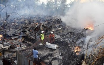 Fire: 20 houses razed in Tawau