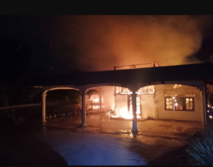 Two sisters perish in early morning fire