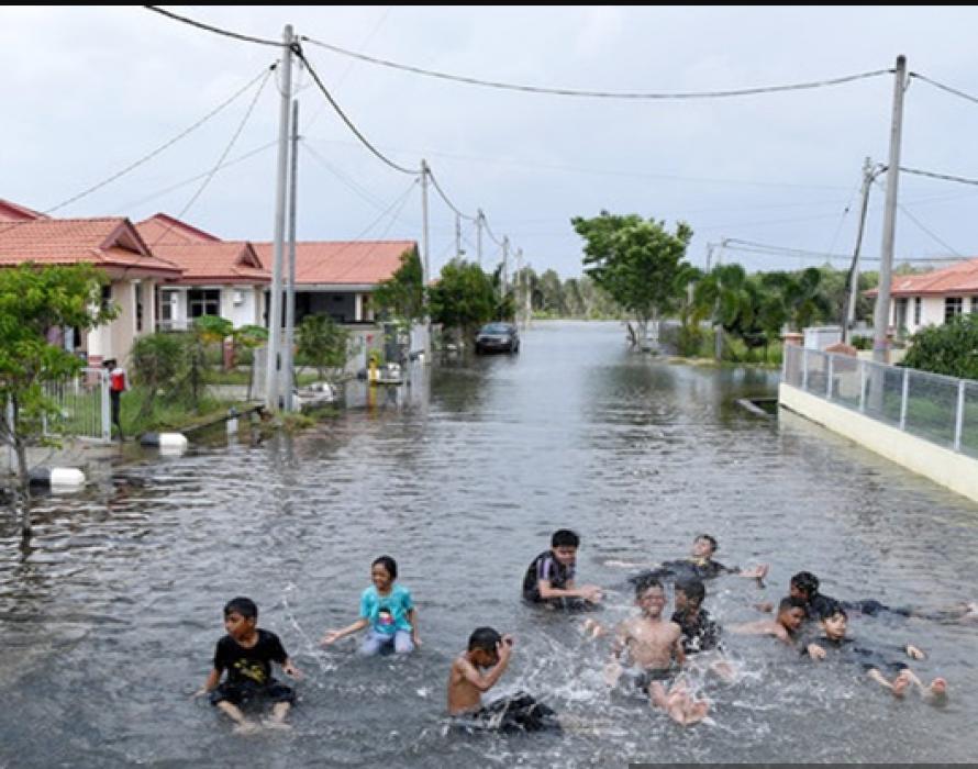 Flood improves in Kerian, more evacuees returned home