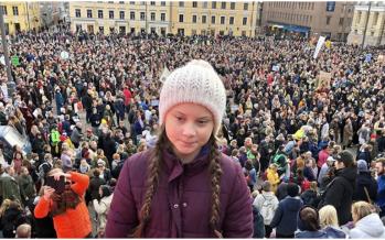 I need a break, says globetrotting Thunberg