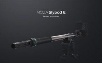 Gudsen MOZA Unveils the Slypod E, Reinvent Motion Slider