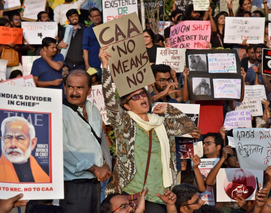 Singapore police probe Indian for alleged Modi citizenship law protest