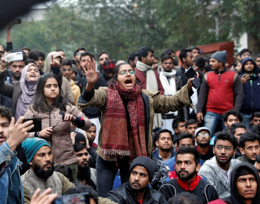 'Night of horrors': Inside the Indian university stormed by police