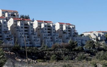 UN: Israel advances 22,000 settler homes in past three years