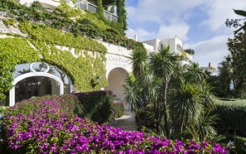 Jumeirah Group Adds Capri Palace, in Italy to Its Expanding International Portfolio
