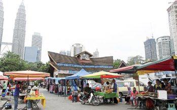 Khalid: Malay, Islamic characteristics of Kampung Baru will be preserved