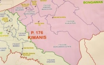 Kimanis by-election on Jan 18