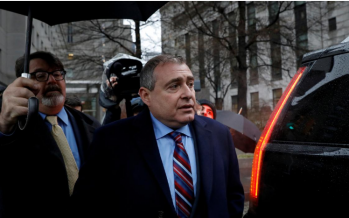 Trump impeachment: Giuliani associate may handover vital documents