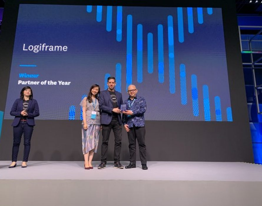 Logiframe Wins Prestigious Asia Accounting Partner of the Year Award 2019