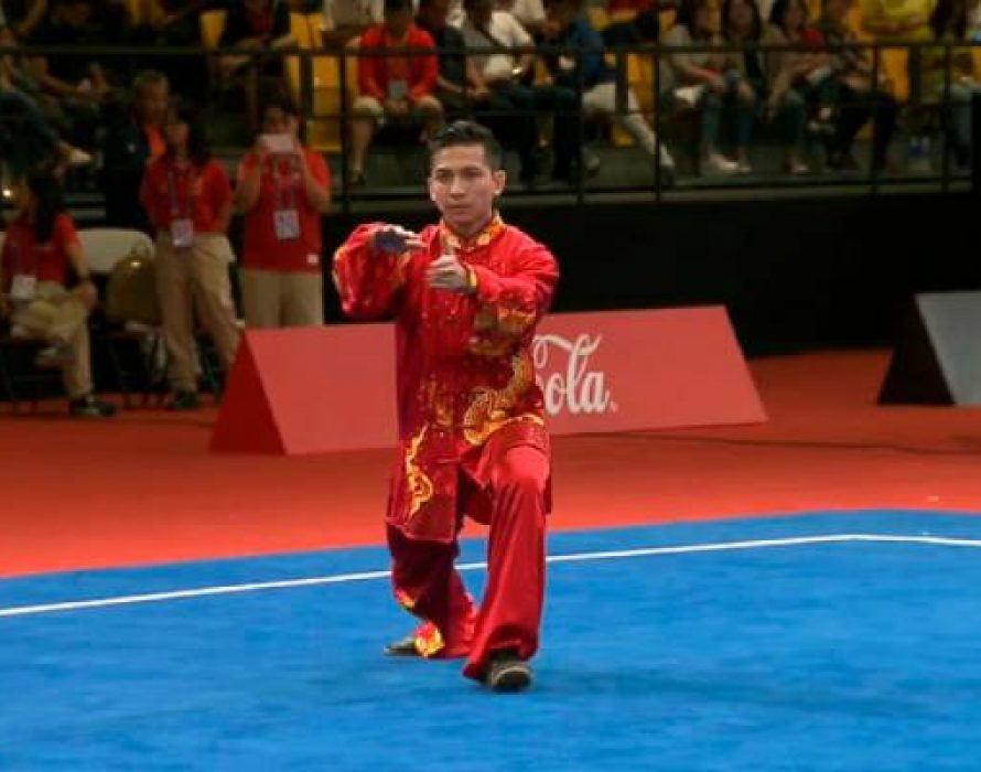 SEA Games : Wushu delivers Malaysia's first gold