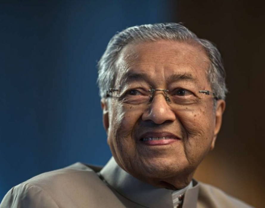 The two sides of Mahathir Mohamad