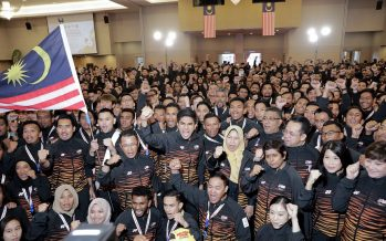 Eight-gold harvest for Malaysia on day seven